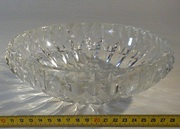 Ваза для фруктов и сервировки стола (круглая) 70х230мм.ваза хрустальна