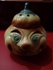 Ароматическая лампа Тыква,  забавный Хеллоуин.