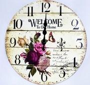 Красивые часы настольные,  настенные. Ассортимент. Приятные цены.